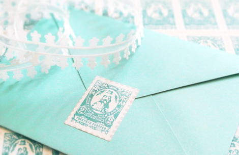 CHWLPostageimage21 DIY Inspiration: Free Wedding Printables {Part 6}