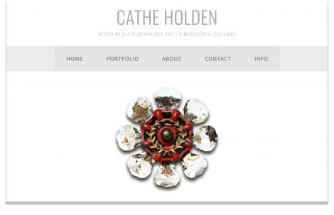 Cathe-Holden-Art-Website