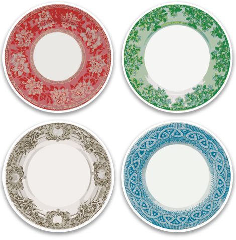 Peaceful image with regard to printable plates