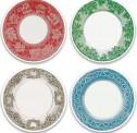 Vintage Plate Labels