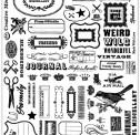 Rubber Stamp Cuts