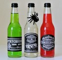 Poison Bottle Labels