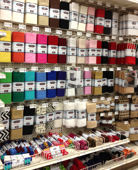 Michaels Fabrics And Crafts