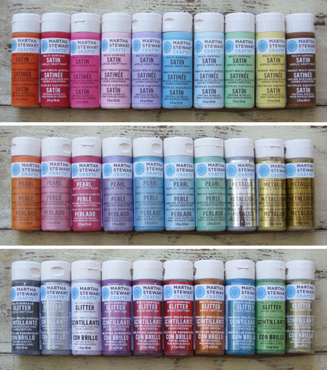 martha stewart crafts decorative arts paint cathe