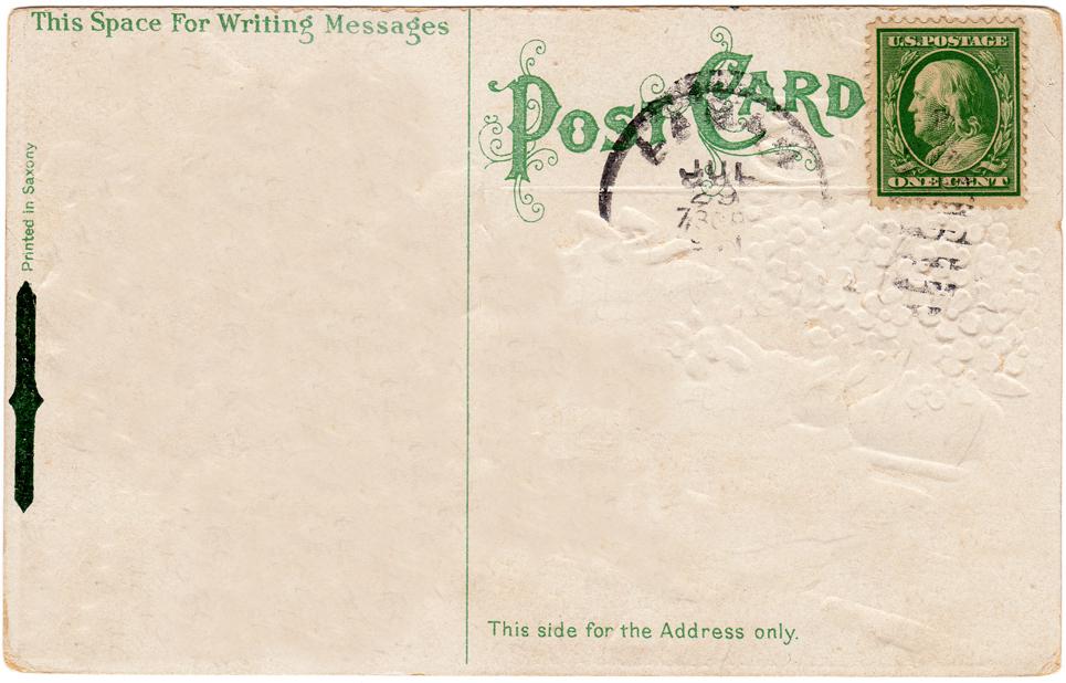 Free Vintage Postcard Images 70
