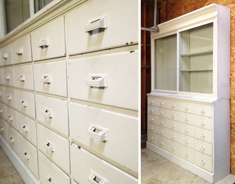 The ... - The Druggist's Apothecary Cabinet Cathe Holden's Inspired Barn