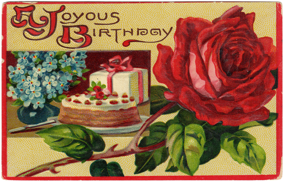 Similiar Antique Birthday Postcards Keywords – Birthday Post Cards