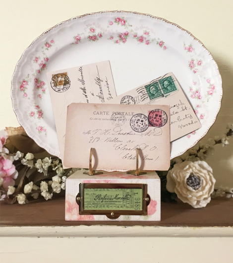 & DIY Plate and Display Stands | Cathe Holdenu0027s Inspired Barn