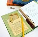Vintage Book Planner 2
