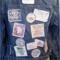 Vintage Graphic Patches